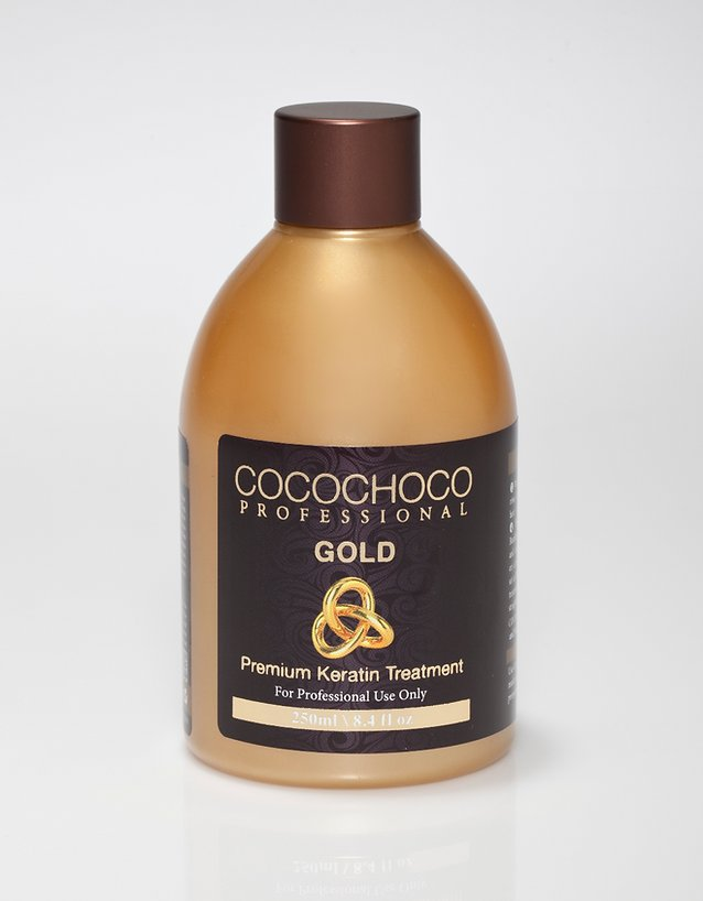 Cocochoco Gold Keratin Treatment 250ML $78 On Special